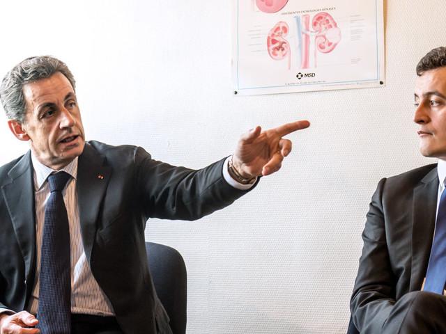 Entre Laurent Wauquiez et Gérald Darmanin, Sarkozy a choisi son préféré