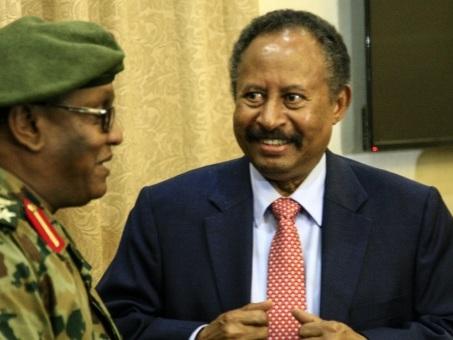 Soudan: la nouvelle instance de transition intronisée