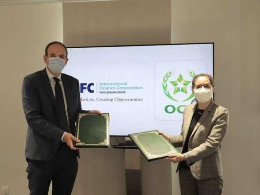 L'IFC accompagne l'OCP pour l'obtention de la certification de promotion de la diversité des genres