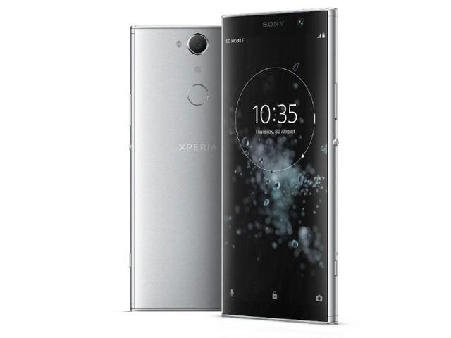 Sony xperia XA2 Plus : le smartphone 6 pouces 18:9 sans complexe