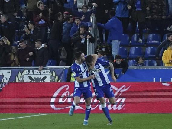Foot - ESP - Liga : Alavés accroché par Leganés