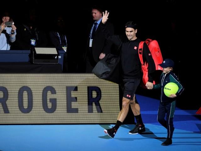 Federer, pas encore prêt à rentrer à la maison