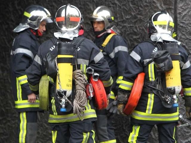 Bordeaux: 40 pompiers mobilisés sur un incendie en centre-ville