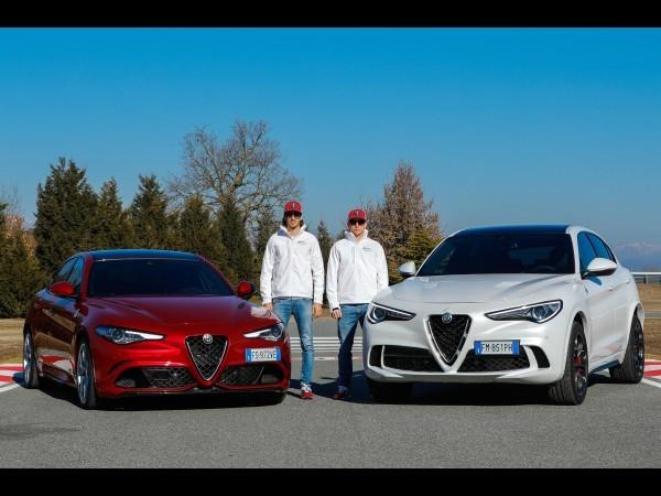 Vidéo: K.Räikkönen découvre l'univers d'Alfa Romeo