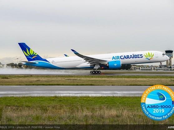Air Caraïbes réceptionne un nouvel A330-200 et se développe