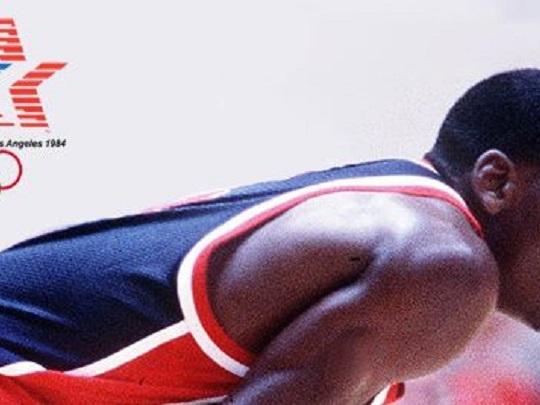Michael Jordan Olympics 1984, le jeune rookie domine les JO de Los Angeles