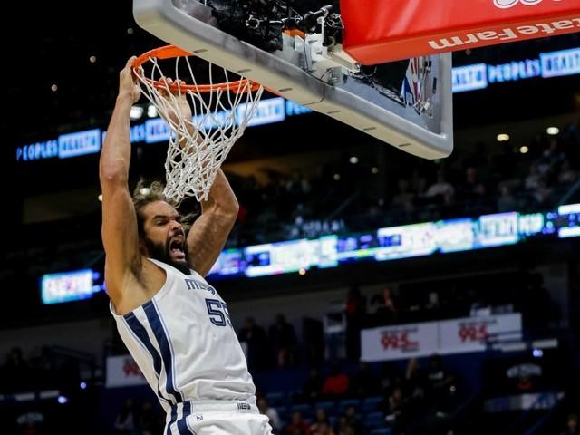 Clippers: Noah à l'essai