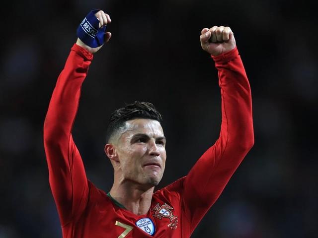 Cristiano Ronaldo sur sa rivalité avec Lionel Messi: «J'admire beaucoup la carrière qu'il au eue jusqu'à présent»