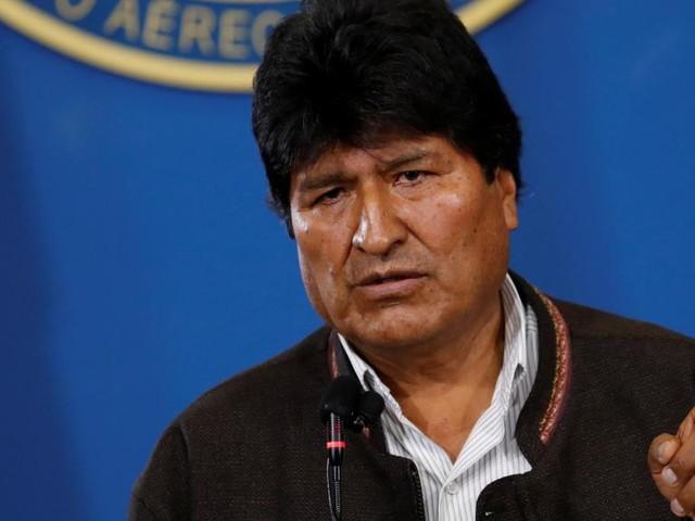 Le Mexique accorde l'asile politique à l'ex-président bolivien Evo Morales