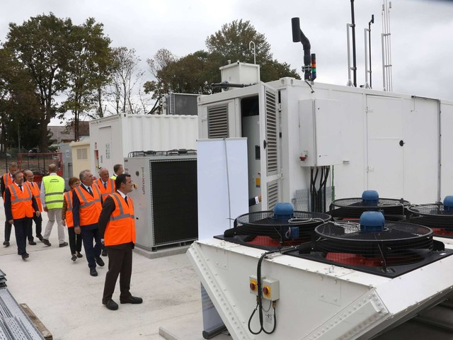 Hydrogène : la station-service de Fébus produira la semaine prochaine