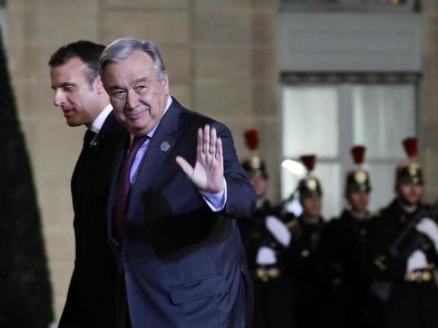 France: un deuxième Forum sur la paix s'ouvre à Paris