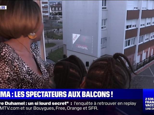 Cinéma : les spectateurs aux balcons ! - 20/02