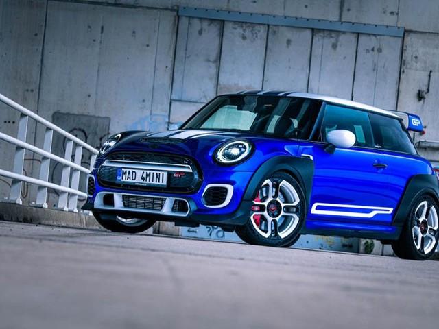 Mini GP3 par Beek Auto Racing : elle voit rouge en bleu et blanc
