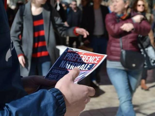 """Le """"Bastion social"""", ce groupe d'extrême droite radicale dont s'accommode le FN marseillais"""