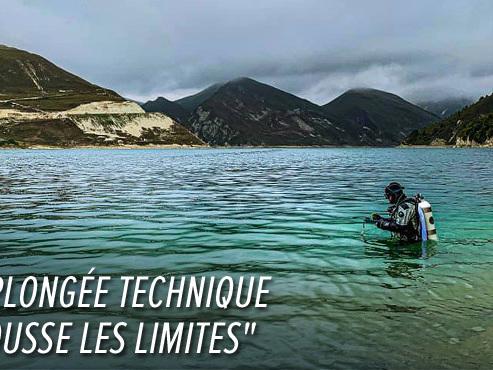 """Des plongeurs belges ont vécu une aventure hors du commun dans des lacs jamais explorés en Tchétchénie: """"Plus sauvage que ça, c'est pas possible"""" (photos)"""
