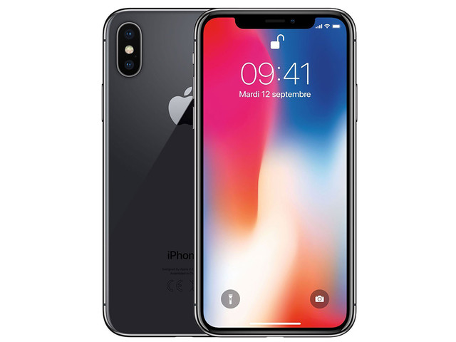 Bon plan : l'iPhone X 64 Go d'Apple à partir de 620 euros sur Back Market