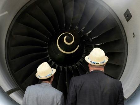 Commandes en retrait au Bourget, dominé par la crise chez Boeing et l'environnement