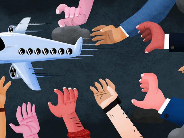 Chez le personnel navigant, les agressions sexuelles sont plus que courantes, elles sont implicites