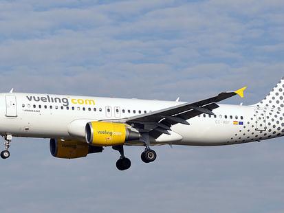 Vueling : les billets pour voyager jusqu'en mars 2020 sont disponibles à la réservation