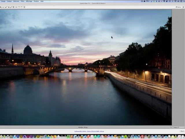 Le digital blending pour la photo de paysage