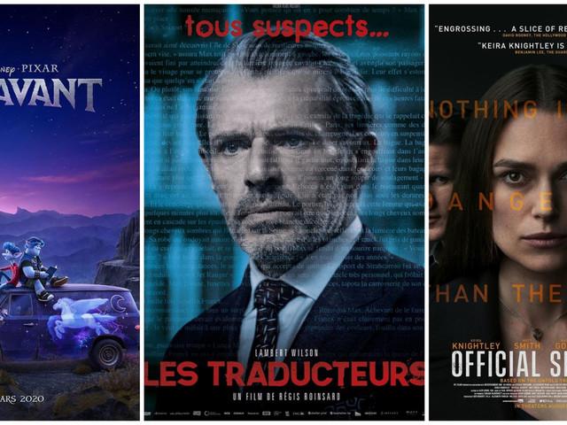 Découvrez toutes les nouvelles bandes-annonces de la semaine : En avant, Les traducteurs, Official secrets