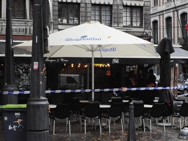 Exécution de Salvatore Catalano place du Marché à Liège: un suspect placé sous mandat d'arrêt