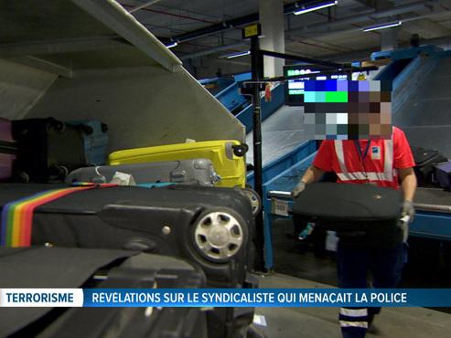 Le délégué syndical de l'aéroport de Charleroi profère des menaces d'attentat: nous avons pu consulter en exclusivité son audition