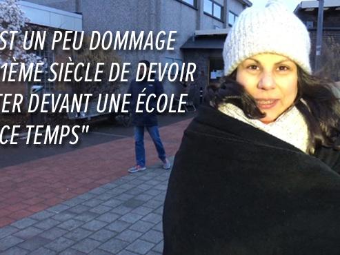 Des parents campent afin d'inscrire leur enfant en MATERNELLE: 24h de file dans le froid et le vent à Kraainem… pour rien