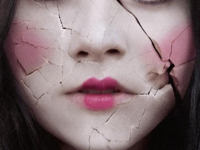 Premières images du film Ghostland (avec notamment Mylène Farmer).