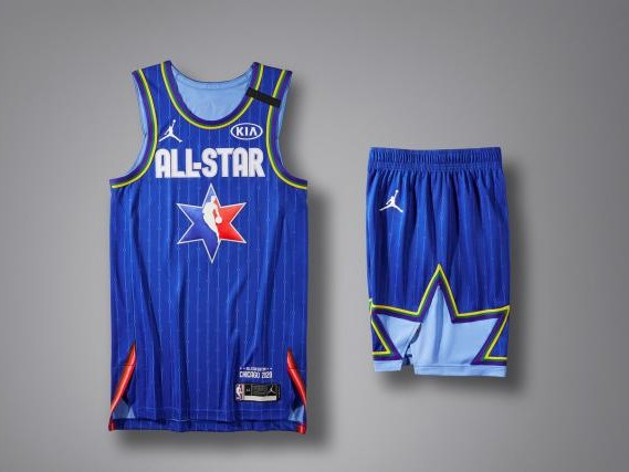 NBA - NBA : les maillots du All-Star Game dévoilés