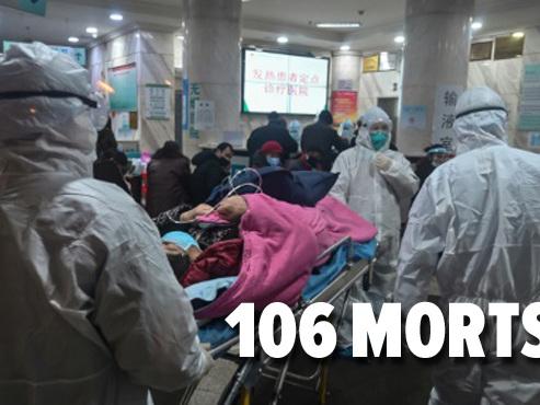 Coronavirus: plusieurs pays organisent l'évacuation de leurs citoyens en Chine