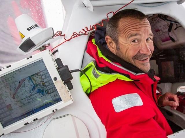 Voile : un nouveau projet pour le skipper médocain Lalou Roucayrol