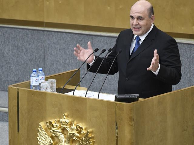 """Russie : le nouveau Premier ministre de Poutine promet """"de réels changements pour le meilleur"""""""