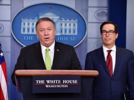 Washington détaille ses sanctions contre Téhéran et les projets de Soleimani