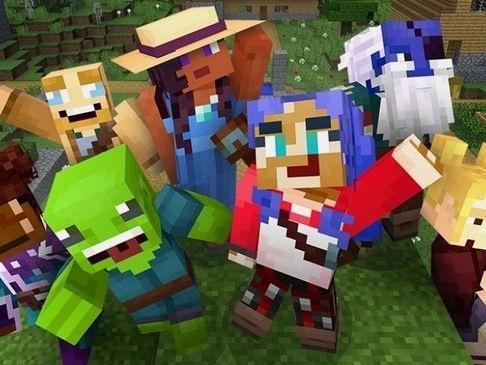 Les joueurs de Minecraft profiteront bientôt d'un éditeur de personnage