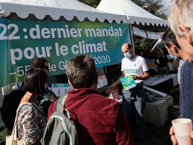 Primaire écologiste : l'écologie est-elle de gauche ou de droite? Posez vos questions à Marie Toussaint et Damien Abad