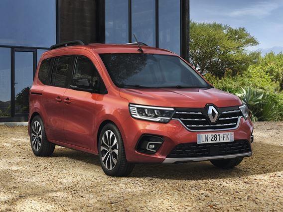 Le combispace Renault Kangoo de troisième génération en approche