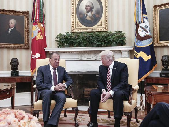 Selon Lavrov, Trump souhaiterait se rendre à Moscou le 9 mai