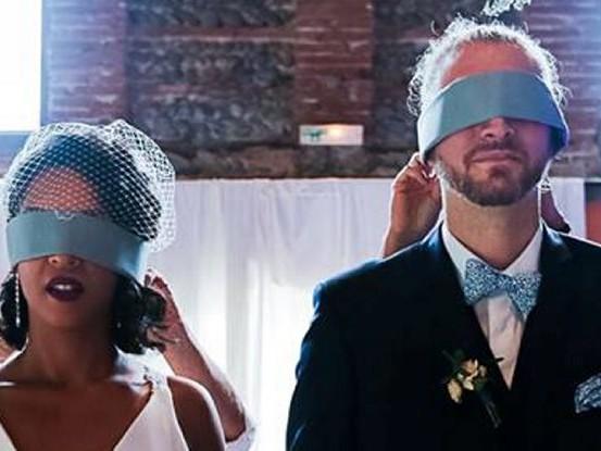 Toulouse. Surprise : découvrez votre mariage les yeux bandés !