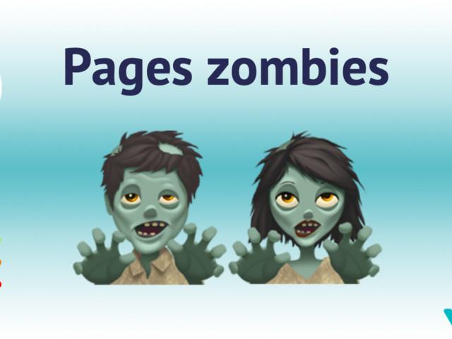 Pages zombies : détection et gestion avec RM Tech