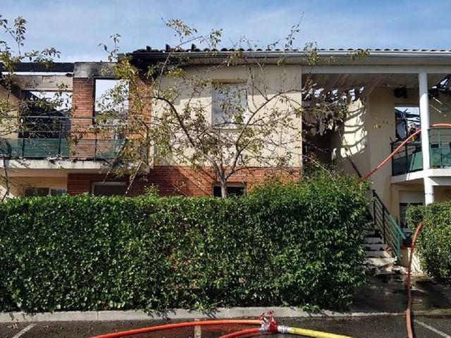 Castelnau-d'Estrétefonds. Six logements ravagés par les flammes