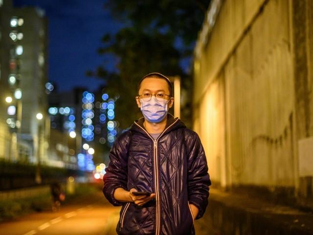 Coronavirus: à Hong Kong, le combat d'un docteur entre solitude et peur