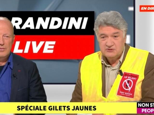 Morandini Live : le gilet jaune fonctionnaire sans mission depuis 10 ans s'explique (vidéo)