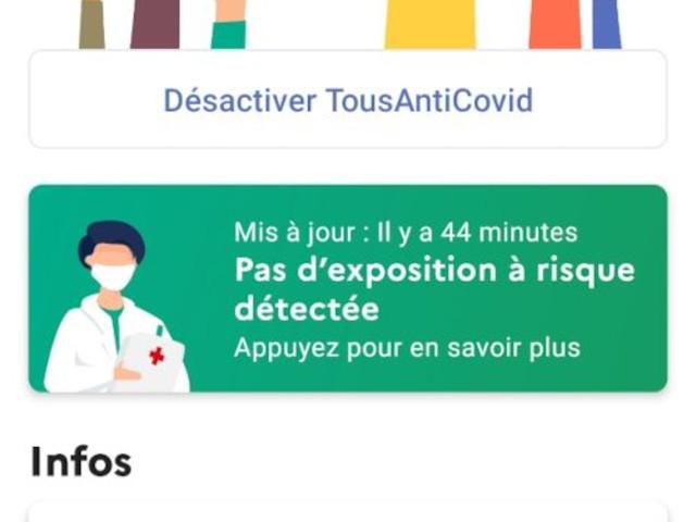 TousAntiCovid : l'application téléchargée 6 millions de fois