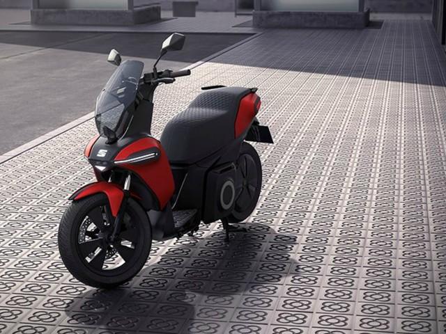 Seat e-Scooter : plus de 100 km d'autonomie pour cet équivalent électrique 125cc