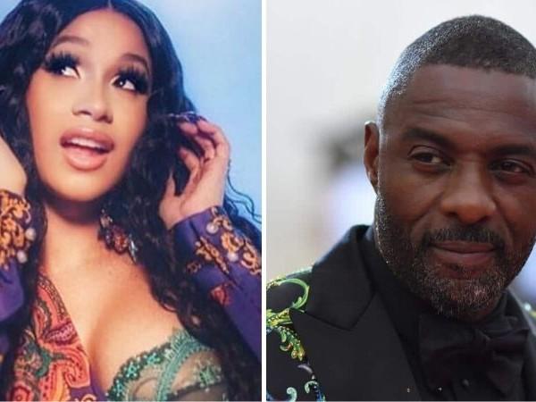 Idris Elba s'en prend à Cardi B pour ses propos sur la pandémie. Elle réagit !