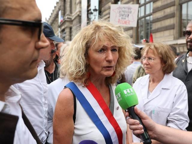 La députée du Bas-Rhin Martine Wonner exclue du groupe Libertés et Territoires après ses propos polémiques