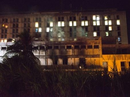 Au CHU de Guadeloupe, sortie de crise, après deux mois et demi de grève
