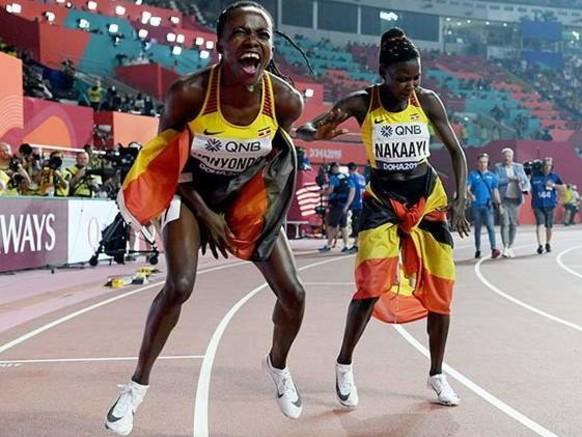 Mondiaux d'athlétisme : Nakaayi remporté l'or sur 800 m pour l'Ouganda