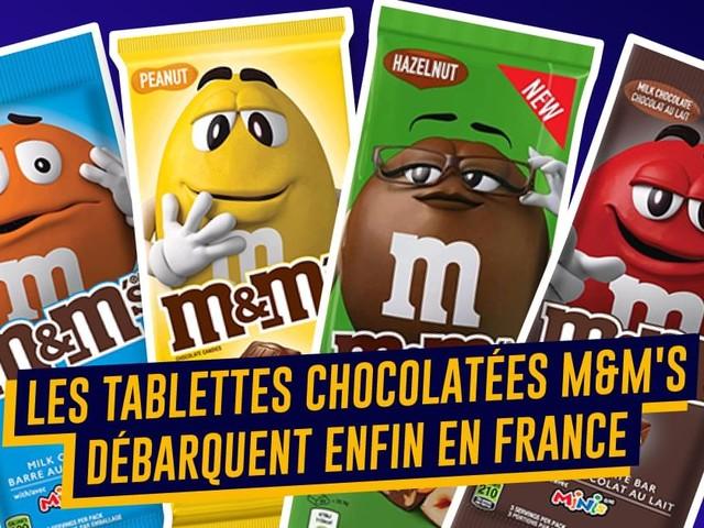 Top 21 des goûts de M&M's qu'on aimerait avoir en France